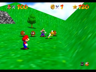 how to play sm64 online