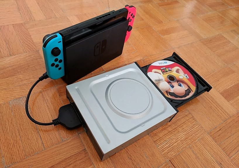 Can the Nintendo Switch play games from Nintendo's other ...