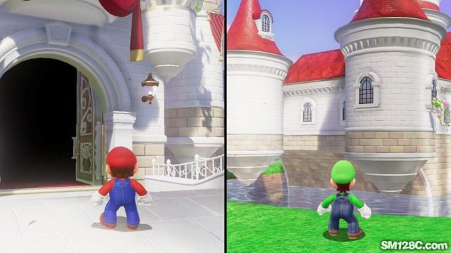 Super Mario 64 Deluxe coming to Nintendo Switch - SM128C com
