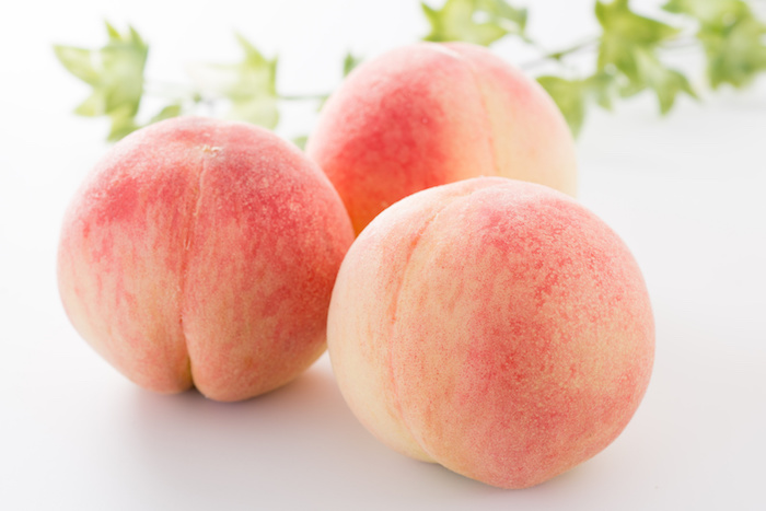 Japanese peaches