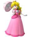 Why is Princess Toadstool now called Princess Peach?