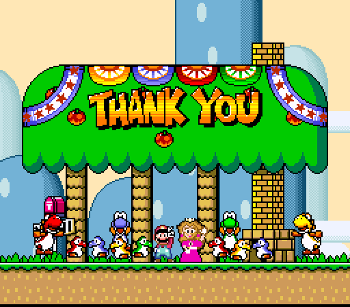 Super Mario World - 30th anniversary