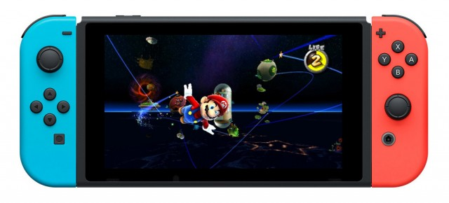 Super Mario Galaxy Switch Port can be done