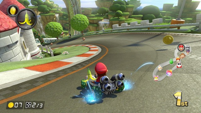 Mario Kart 8 Deluxe for Switch Screenshot 1