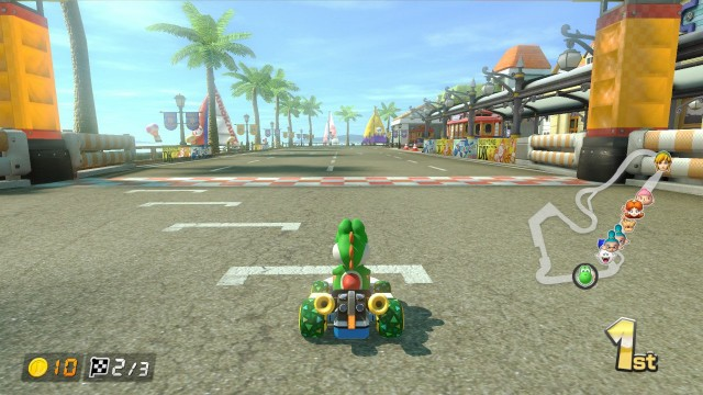 Mario Kart 8 Deluxe for Switch Screenshot 2