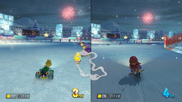 Mario Kart 8 Deluxe for Switch Screenshot 3
