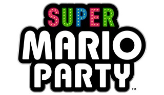 Super Mario Party game logo